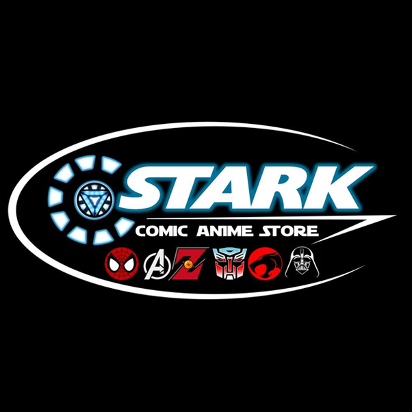Stark Comic Anime