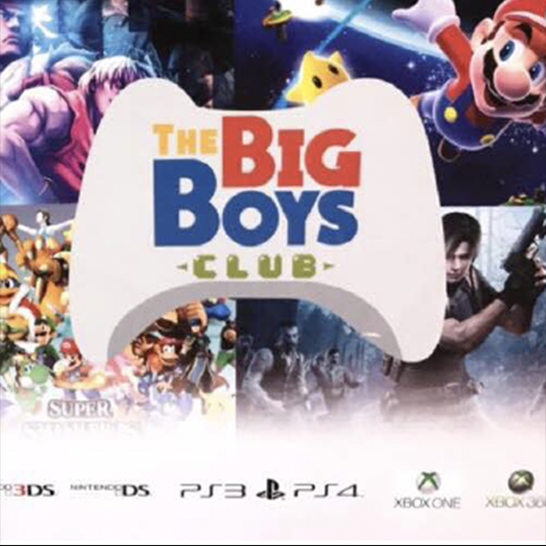 the big boy gamer