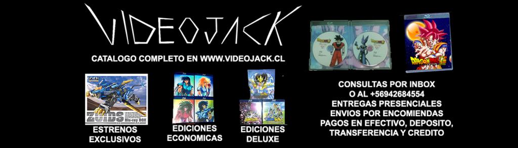 Videojack Anime
