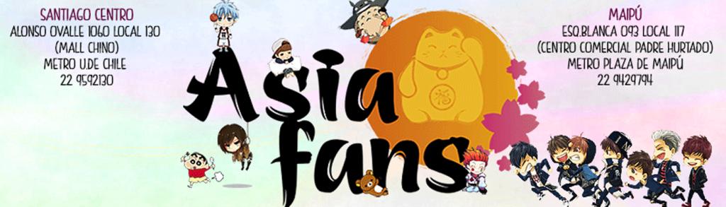 Asia Fans