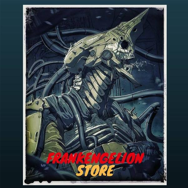 Frankengelion Store