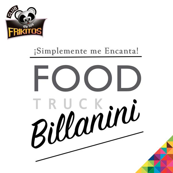 Food Truck Billanini
