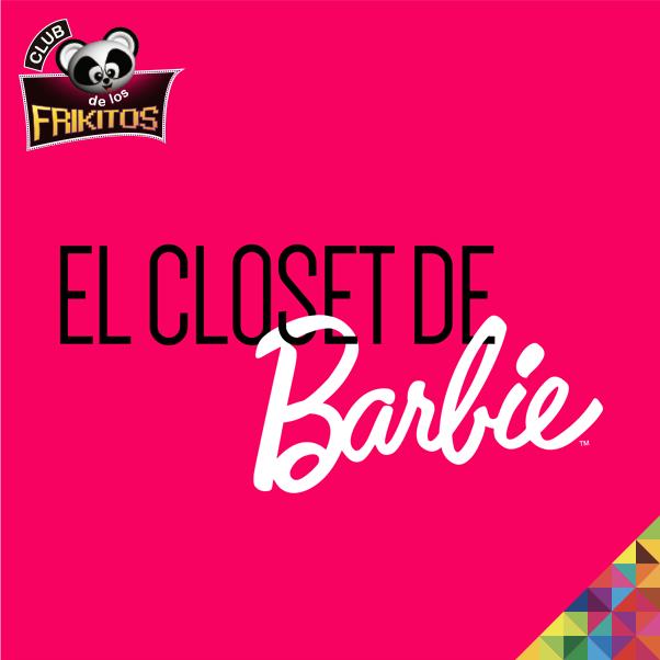 El closet de Barbie