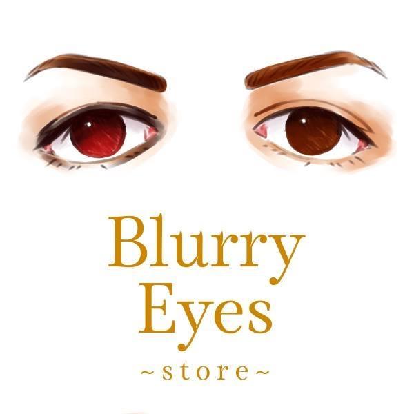 Blurry Eyes